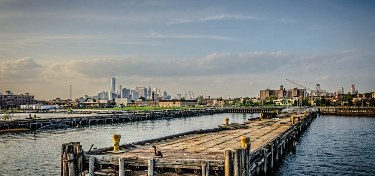 Red Hook, Brooklyn Ferry