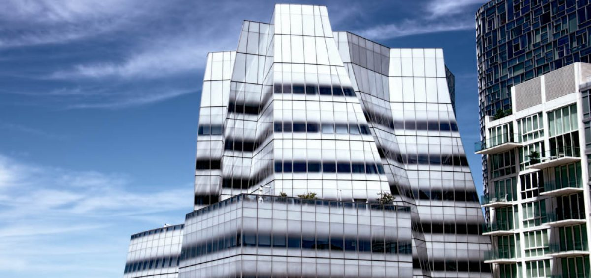 IAC Building from the High Line