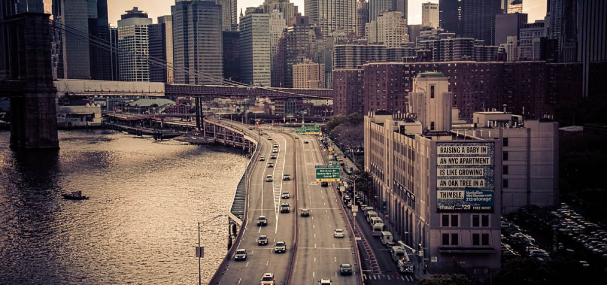 fdr dr from manhattan bridge