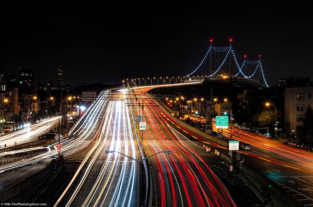 Triborough Bridge Long Exposure Thephotoexplorer Com