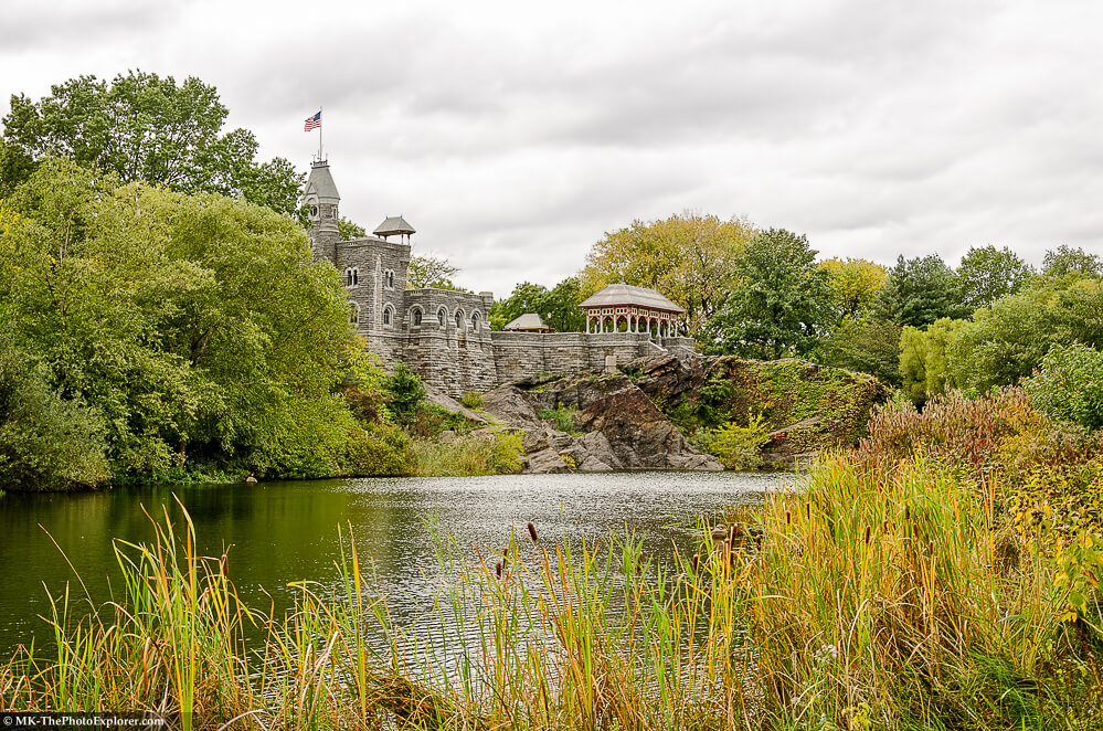 Belvedere Castle in Central Park - ThePhotoExplorer.com