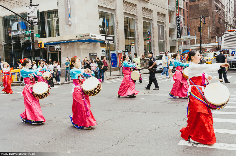 Korean Day Parade NYC 2
