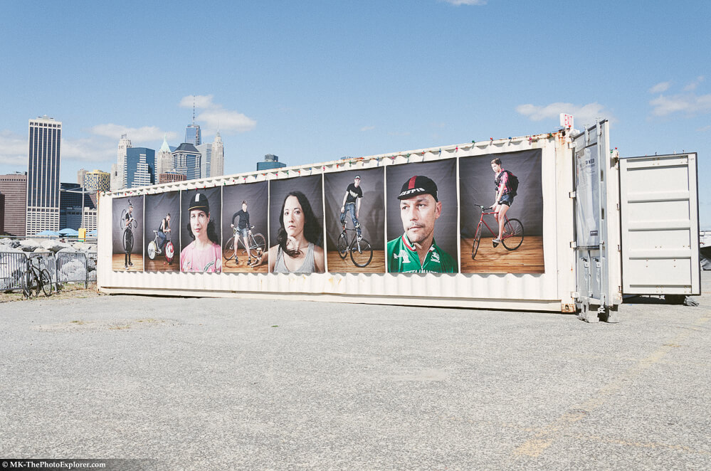 Photoville - Brooklyn Bridge Park
