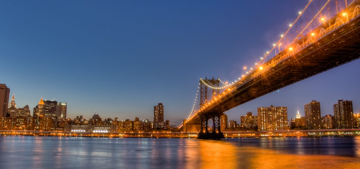 Manhattan Bridge from BBP