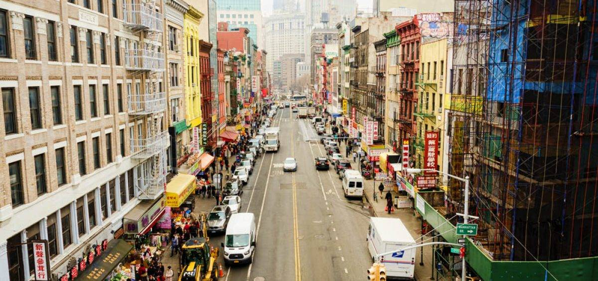 Dating chinatowns residence in usa